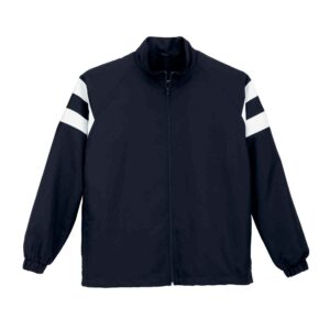 Two-toned track jacket