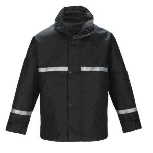 3-in-1 jacket with reflective tape