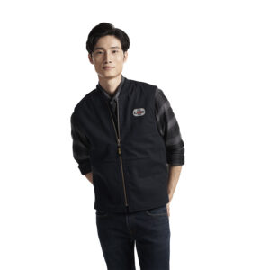 Ram – Vest with Sherpa Lining