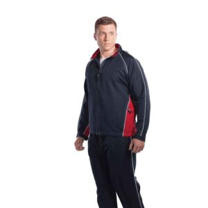 Victory – Performance Athletic Twill Track Jacket