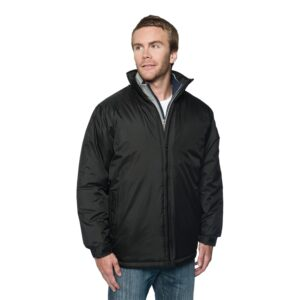 Commuter – Insulated Parka with Stowaway Hood