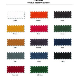 Leather Colours