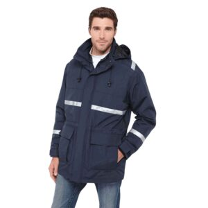 Parka insualted